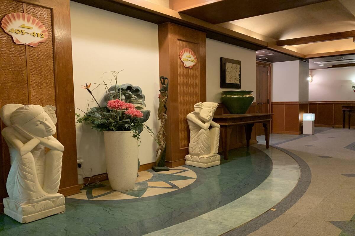 ホテルパームスギャラリー